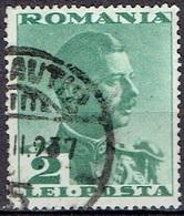 ROMANIA # FROM 1935-40 STAMPWORLD 499 - Usado