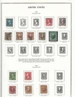 55443 ) Collection USA 1895 - 1898 - Sammlungen