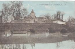 SAINT-GERMAIN-DE-LUSIGNAN - 1937 - Altri Comuni