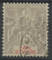 Côte D'Ivoire N 15 (o) - Costa De Marfil (1892-1944)