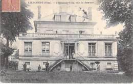 60 - LIANCOURT : L'Hotel De Ville, Vu De Derrière - CPA - Oise - Liancourt