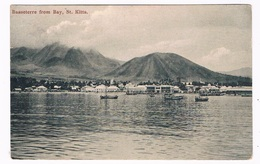 KIT-1   SAINT KITTS : BASSETERRE From Bay - Saint Kitts And Nevis