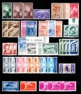 Italie Belle Collection Neufs ** MNH 1945/1961. Bonnes Valeurs. TB. A Saisir! - Collections