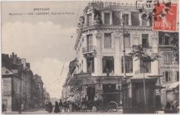 Bv - Cpa LORIENT - Rue De La Patrie (MTIL) - Lorient