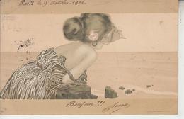 Raphael KIRCHNER - Femme Mer  PRIX FIXE - Kirchner, Raphael
