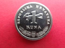Croatie 1 Kuna 2013  Km 9-1 - Croatie