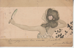 Raphael KIRCHNER - Femme Miroir  PRIX FIXE - Kirchner, Raphael