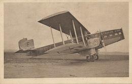 Avion Biplan  Lioré Et Olivier  Moteur Renault Paris Londres Vers Canal Etampes Gaby Morlay - 1919-1938: Entre Guerres