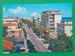 Cartolina Miramare Di Rimini - Panorama - 1964 - Rimini