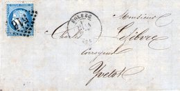 Ambulant  Bolbec A  Yvetot - 1849-1876: Période Classique
