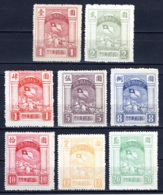 NORD-CHINA, 1946 Grossformatige Siegerserie, Ungebraucht* - Chine