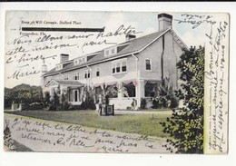CPA -  - Etats Unis FA - Fernandina - Home Of Will Carnegie, Stafford Place :  Achat Immédiat - ( Cd027 ) - Andere