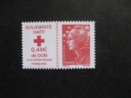 TB N° 4434  , Neuf XX. - Neufs