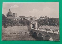 Cartolina Capua - Porta Napoli - 1950 - Caserta