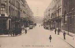 Lille PL 81 Rue Léon Gambetta TBE - Lille