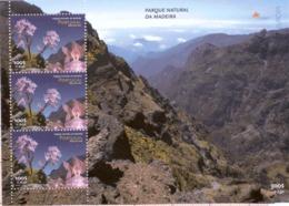 CEPT Natur - Und Nationalparks / Nature National Parks Madeira Block 18  ** MNH Postfrisch - Europa-CEPT