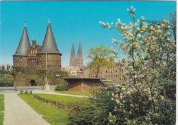 LÜBECK. Holstentor,Marienkirche Und Alte Salzspeicher - Luebeck