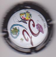 Capsule Champagne JOLY ( 31c ; Contour Noir ) {S07-20} - Champagne