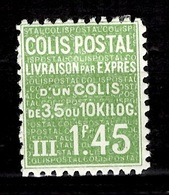 France Colis Postaux YT N° 99 Neuf *. B/TB. A Saisir! - Pacchi Postali