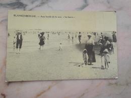 BLANKENBERGE: Strand - Blankenberge