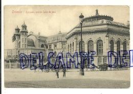 Côte Belge. Ostende. Oostende. Kursaal, Entrée Salle De Jeux. Calèches - Oostende