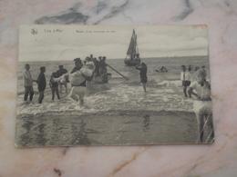 DE HAAN: Strand - De Haan