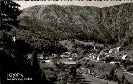KROPA NA GORENJSKEM - Slovenia
