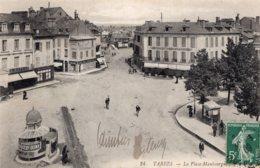 B65154 Cpa Tarbes - Hla Place Maubourguet - Tarbes