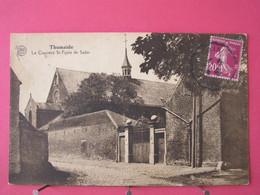 Visuel Très Peu Courant - Belgique - Thumaide - Le Couvent St Fçois De Sales - Très Bon état - Recto Verso - Beloeil