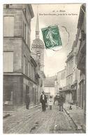 BLAYE (33) - Rue Saint-Sauveur, Prise De La Rue Neuve - Ed. Brunette Et Simon - Blaye