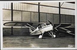 CPA. Carte-Photo > Entre Guerres > ISTRES-AVIATION - Avion De Tourisme - POTEZ 43 Moteur Renault-Bengali 145cv - TBE - 1919-1938: Entre Guerres