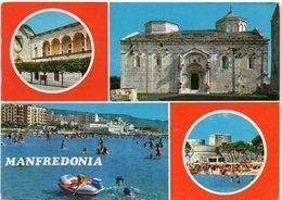 MANFREDONIA - Gargano (Foggia) - Vedute - Manfredonia