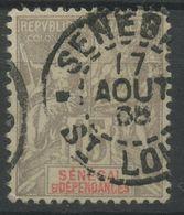 Sénégal (1887) N 23 (o) - Senegal (1887-1944)