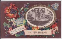 Un Bonjour De LONGUYON - Passerelle De La Crusne - Longuyon