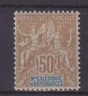 NOUVELLE - CALEDONIE : N° 64 * . TB . 1900/04 .  ( CATALOGUE YVERT ) . - Nouvelle-Calédonie
