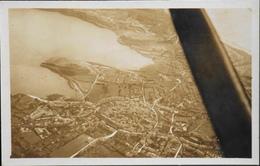 CPA. Carte-Photo > Entre Guerres > ISTRES-AVIATION - ISTRES Vue Aérienne - TBE - 1919-1938: Entre Guerres