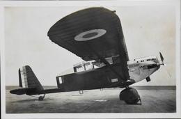 CPA. Carte-Photo > Entre Guerres > ISTRES-AVIATION - Berline BREGUET 27 - TBE - 1919-1938: Entre Guerres