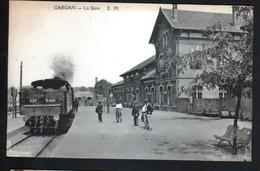93, Gargan, La Gare - Livry Gargan