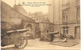 Liége NA67: Musée D'Armes. Cour D'honneur - Liege
