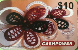 """MICRONESIE  -  Prepaid  -  """" Cashpower """"  -  $10 - Micronésie"""