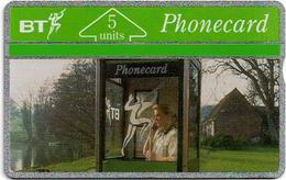 UK - BT - L&G - BTI-006 - Incentive '91 - 105H - 5U, 1991, 8.000ex, Mint - Reino Unido