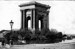 B65232 Cpa Montpellier - Le Château D'Eau - Montpellier