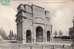 B65234 Cpa Orange - L'Arc De Triomphe - Orange