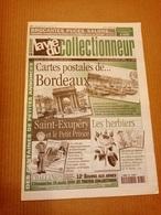 La Vie Du Collectionneur N°280 Juil. 1999 Cartes Postales De Bordeaux, Saint-Exupéry, Les Herbiers, OM, Fanny +++ - Brocantes & Collections