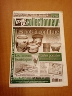 La Vie Du Collectionneur N°281 Août 1999 Les Pots à Confiture, Fanions Touristiques, CP Contours Géographiques +++ - Brocantes & Collections