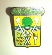 "PIN'S GOLF "" Golf Du Roncemay - Yonne "" - Golf"