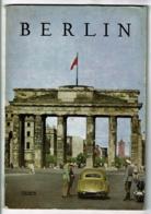 """Guide Touristique """"BERLIN"""" 1955 - Urbes, Bilbände - 64pages - 17 X 24.5cm Cm - Textes & Photos - Livres, BD, Revues"""