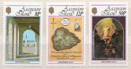 Ascension MNH Set - Holidays & Tourism