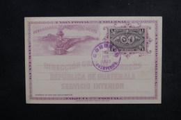GUATEMALA - Entier Postal De 1899 - L 52716 - Guatemala