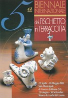 Eventi - Manifestazioni - Cesuna (VI) - Museo Dei Cuchi  - 5^ Biennale Int. Del Fischietto In Terracotta 2001  - - Manifestazioni